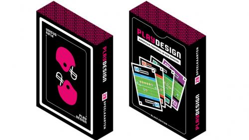 Play Design - The American Football Card Game!