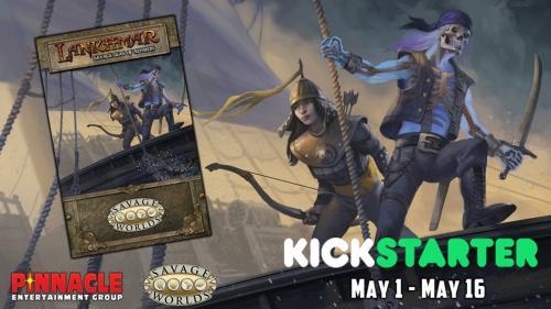Lankhmar Savage Seas of Nehwon, a Fantasy RPG