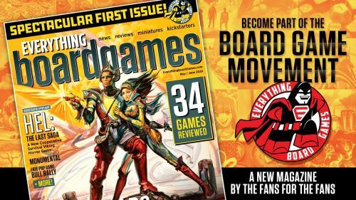 Limited Edition Copy EverythingBoardGames Digital Magazine