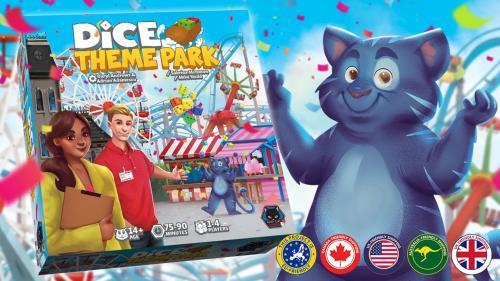 Dice Theme Park - The sequel to Dice Hospital!