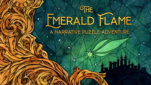 The Emerald Flame - A Narrative Puzzle Adventure