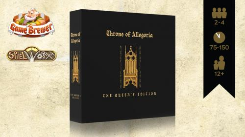 Throne of Allegoria: the Queen s edition