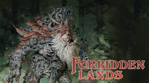 Forbidden Lands RPG – Book of Beasts and The Bloodmarch