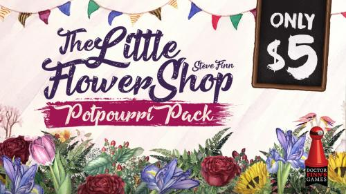 The Little Flower Shop Potpourri Pack