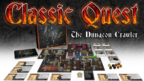 Classic Quest: The Dungeon Crawler