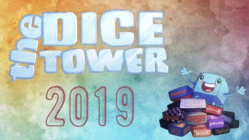 Dice Tower - 2019