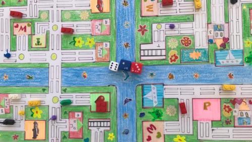 Crime City : A Very joyful board game