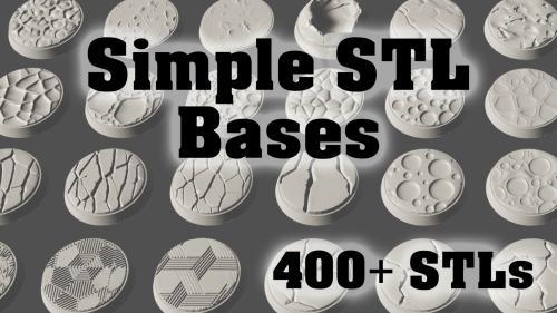 Simple STL Bases 400+