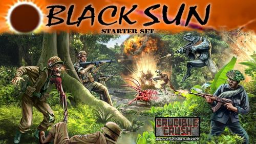 Black Sun 28mm Miniatures and Rulebook