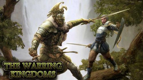 Warring Kingdoms - The Dark Eye RPG
