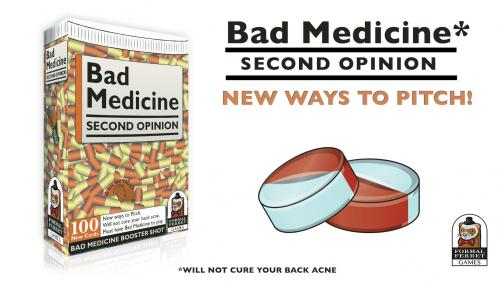 Bad Medicine 2018: Second Opinion, Second Edition