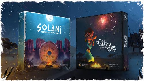 Solani + The Girl Who Made The Stars
