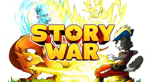 STORY WAR : The Storytelling Party Game