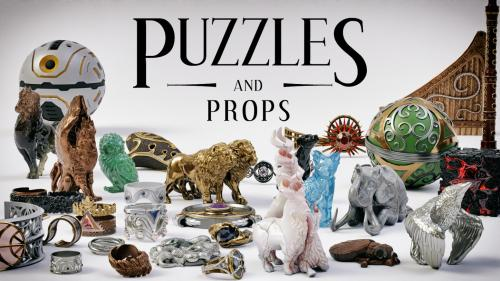 Puzzles and Props