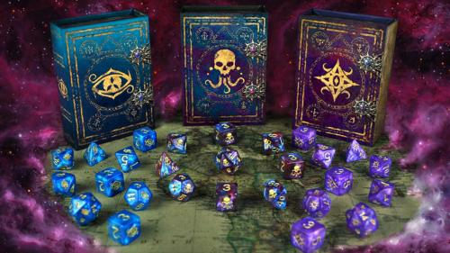 Elder Dice: The Colors Out of Space