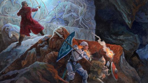 The Deep Dark RPG: Quickstarter