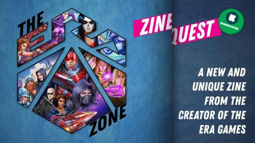 Zine Quest: The Era Zone!