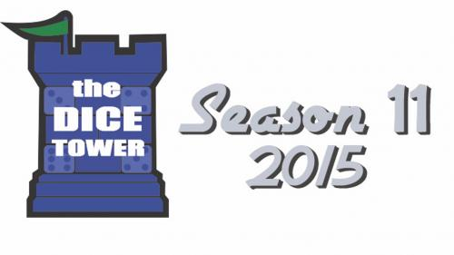The Dice Tower - 2015 (Season 11)