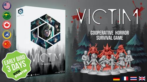 Victim: The Cursed Forest & The Asylum Expansion!