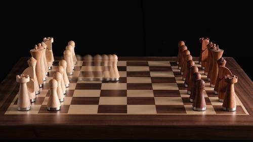 Phantom. The Most Advanced Chess Board In The World