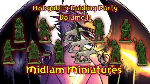 Hobgoblin Raiding Party - Volume Two