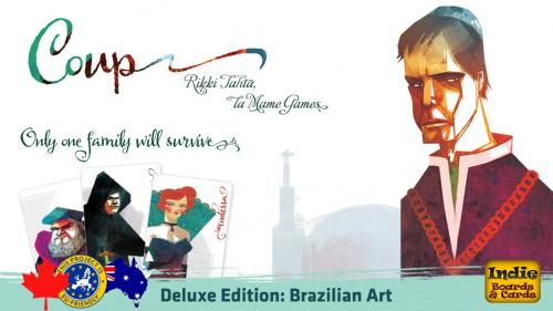 Coup - Brazilian Art Deluxe Edition