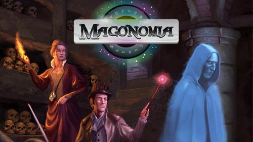 Magonomia: the RPG of Renaissance wizardry