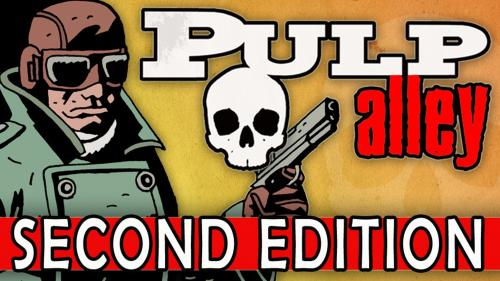 Pulp Alley: Tabletop Miniatures Game