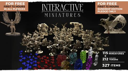 Interactive Miniatures