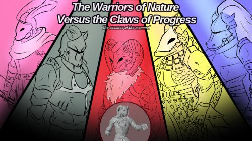 The Warriors of Nature Versus the Claws of Progress
