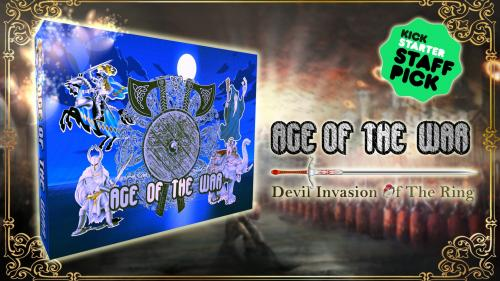 Age Of The War - Devil Invasion Of The Ring