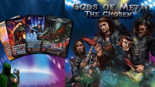 Gods of Metal: The Chosen