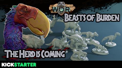 WOR: Beast of Burden