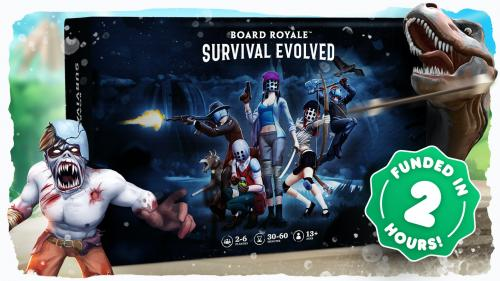 Board Royale - New Expansions & Second Printing