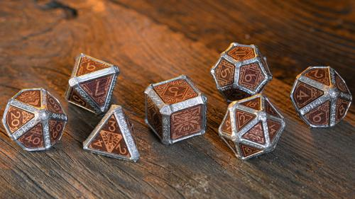 The Witcher Hybrid Dice