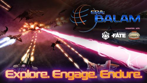 Jump in your Starfighter for Era: Balam - A Project Of Earth