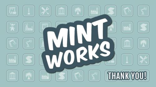 Mint Works - The pocket-sized worker placement game
