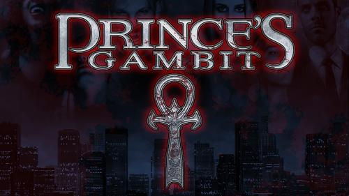Prince s Gambit Casual Vampire Card Game