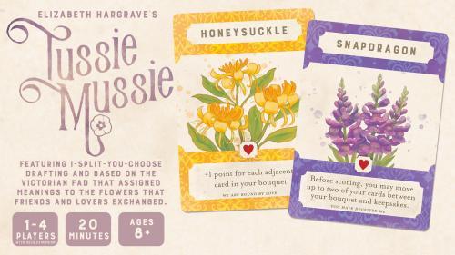 Tussie Mussie - by Elizabeth Hargrave (Wingspan)
