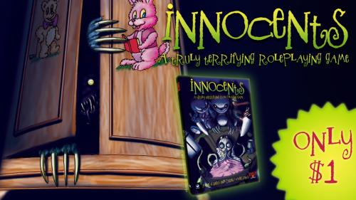 Innocents, a truly terrifying roleplaying game