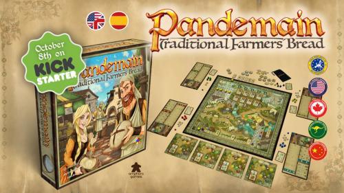 Pandemain: Traditional Farmers  Bread