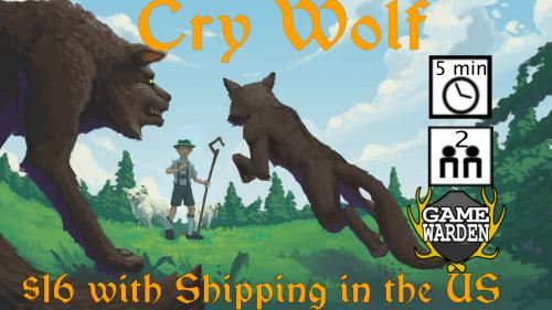 Cry Wolf: A Micro Game