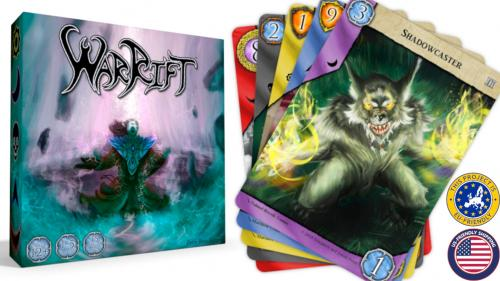 WarRift: Deckbuilding Game