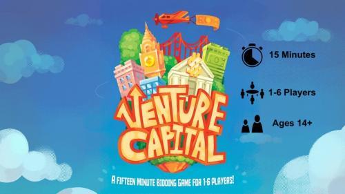 Venture Capital - a 15 minute bidding game