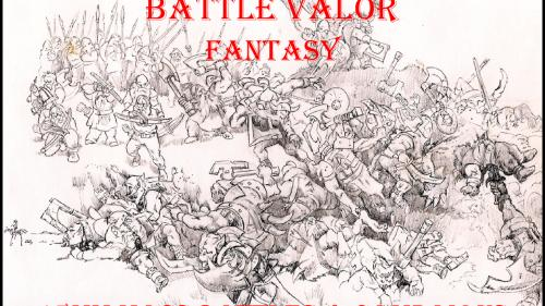 Battle Valor Fantasy 15mm Table Top Wargame