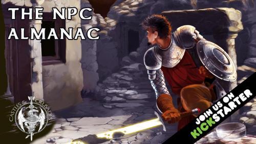 Castles & Crusades: NPC Almanac