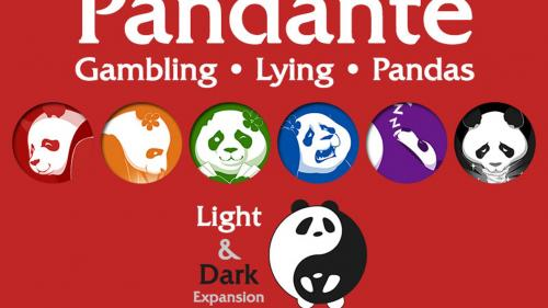 Pandante: Light & Dark