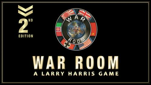 War Room: A Larry Harris Game (2nd Edition)