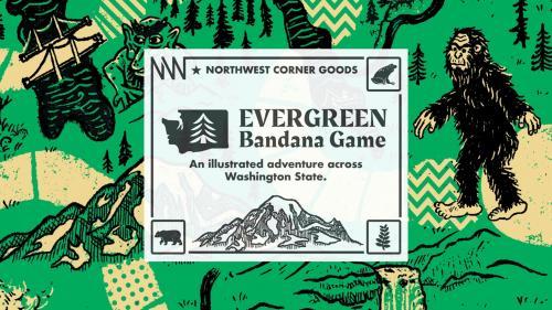 Evergreen Bandana Game