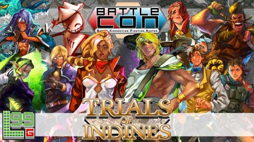 BattleCON: Trials - The Fighting Board Game